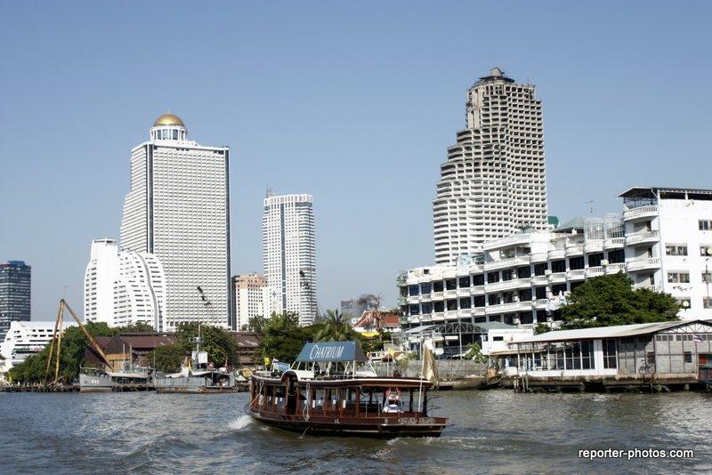 Bangkok et ces contrastes